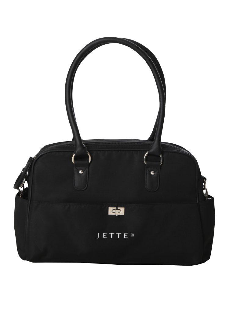 Nappy bag JASMINE black